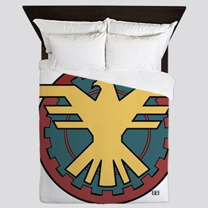 The Thunderbird Queen Duvet