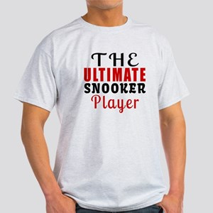 The Ultimate Snooker Player Light T-Shirt
