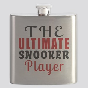 The Ultimate Snooker Player Flask