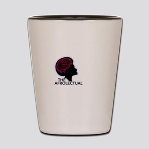 The AfroLectual Shot Glass