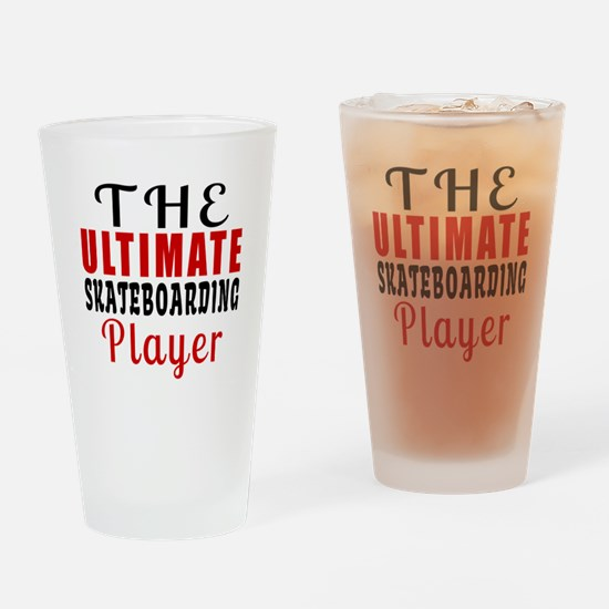 The Ultimate Sailing Player Drinking Glass
