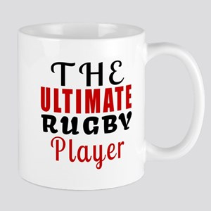 The Ultimate Rugby Player Mug