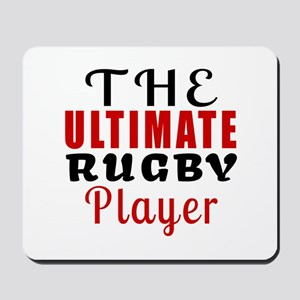 The Ultimate Rugby Player Mousepad