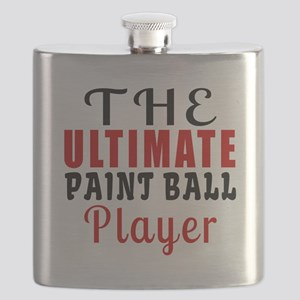 The Ultimate Paint Ball Player Flask
