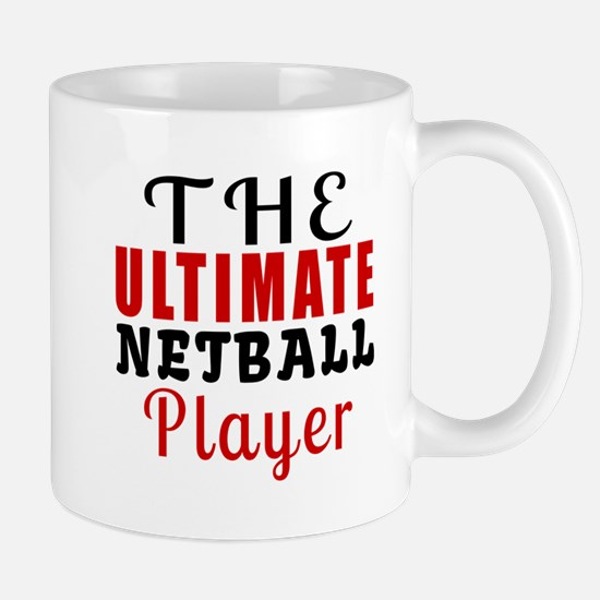 The Ultimate Netball Player Mug