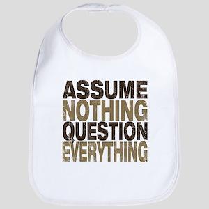 Assume Nothing Bib