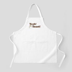 Yeah! Toast! BBQ Apron