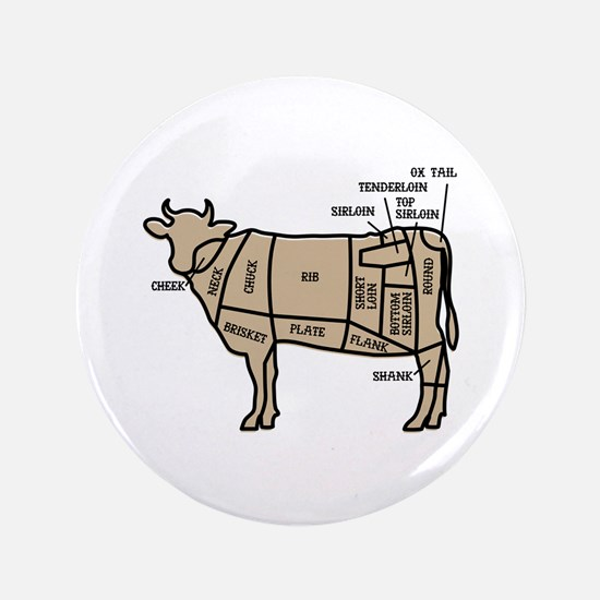 """Beef Cuts 3.5"""" Button (100 pack)"""