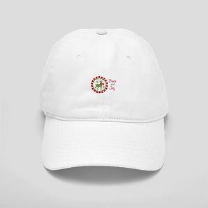 Peace And Joy Baseball Cap