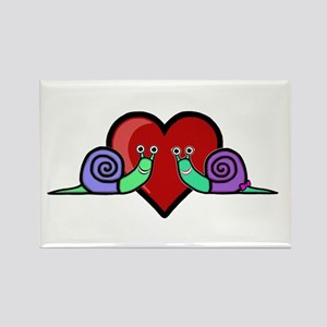 Snail Couple Magnets
