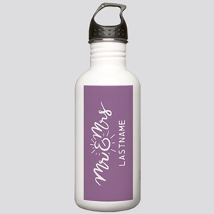 Mr. and Mrs. Personali Stainless Water Bottle 1.0L