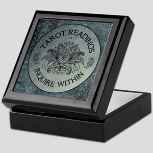 TAROT READINGS Keepsake Box