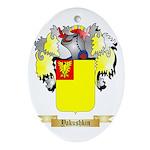 Yakushkin Oval Ornament