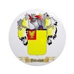 Yakushev Round Ornament