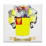 Yakunnikov Tile Coaster