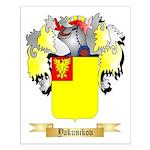 Yakunikov Small Poster