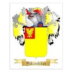 Yakunchikov Small Poster