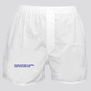 I'll Have Another Drink Boxer Shorts