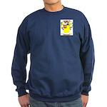 Yakubovitch Sweatshirt (dark)