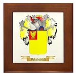 Yakubovitch Framed Tile