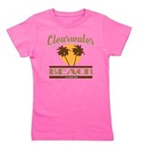 Clearwater florida Girl's Dark T-Shirt
