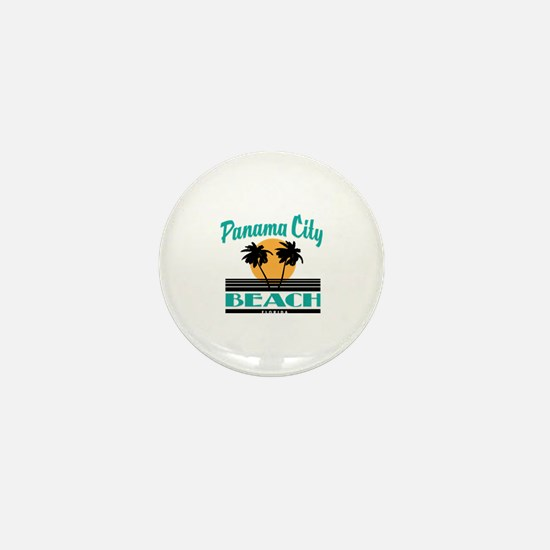 Unique Panama city Mini Button