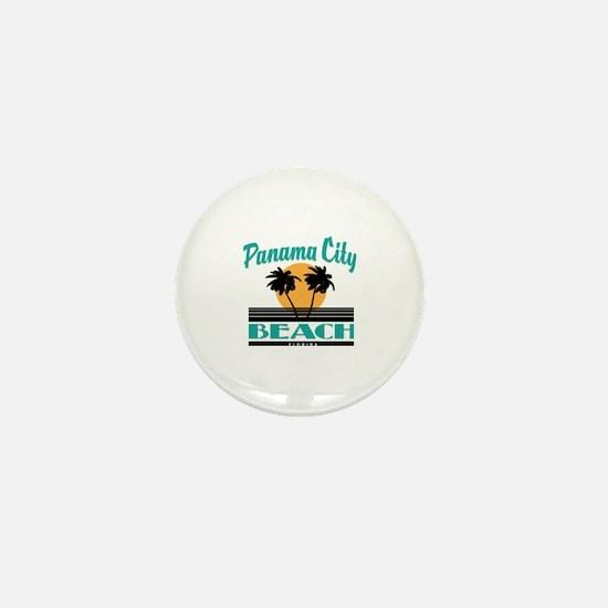 Cool Panama Mini Button