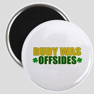 Rudy Offsides (2) Magnet