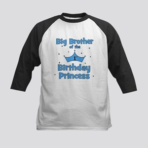 ofthebirthdayprincess_bigbrother Baseball Jersey