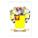 Yakobowitsh Postcards (Package of 8)