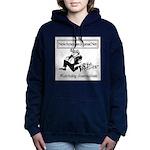 New American Journal Flag Women's Hooded Sweatshir