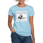 New American Journal Flag Women's Light T-Shirt