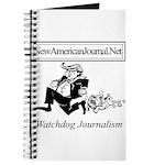 New American Journal Flag Journal