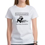 New American Journal Flag Women's T-Shirt