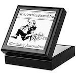 New American Journal Flag Keepsake Box