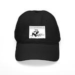 New American Journal Flag Black Cap