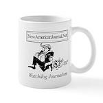 New American Journal Flag Mug