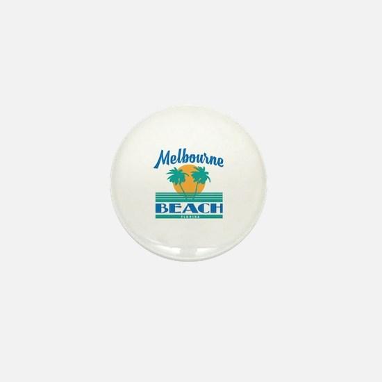 Unique Melbourne Mini Button
