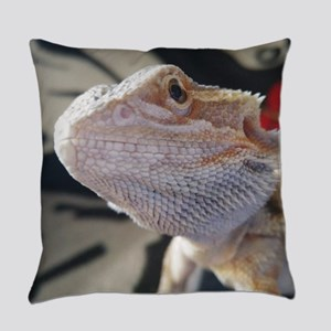 You Lookin At Me Everyday Pillow