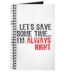 Save Time Journal