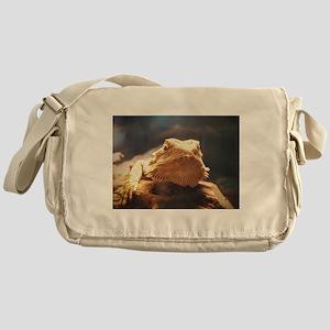 beardie Messenger Bag
