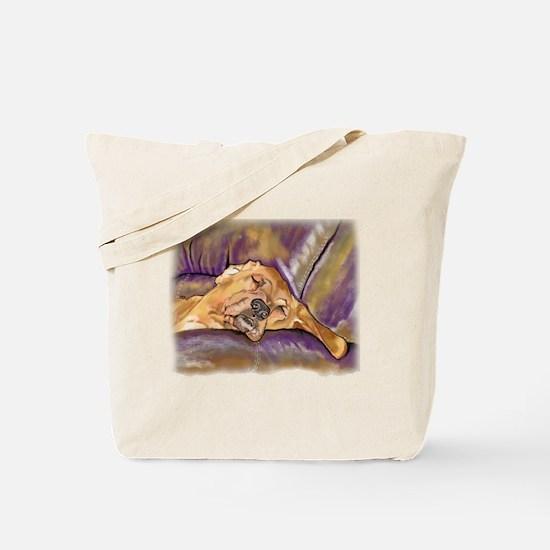 Cute Redbone coonhound Tote Bag