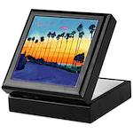 San Diego Sunset Tile Box
