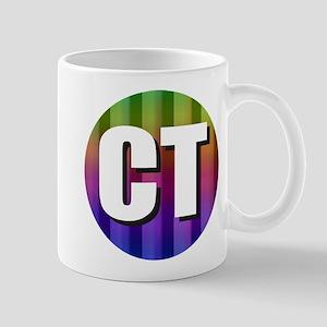 CT Connecticut Mugs