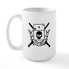P&P RPG Crest! Large Mug