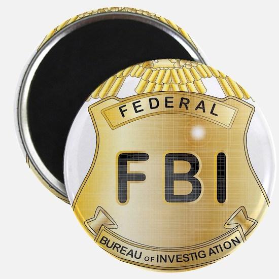 FBI Badge Magnets
