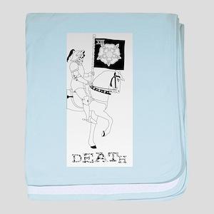 Death baby blanket