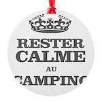 rester calme Ornament