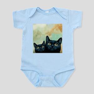 Cat 607 black Cats Body Suit