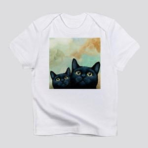 Cat 607 black Cats Infant T-Shirt